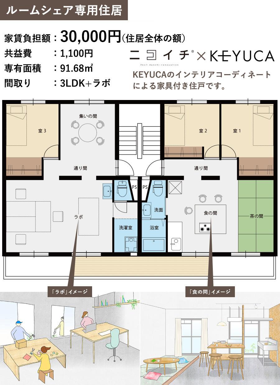 9棟4階207号室