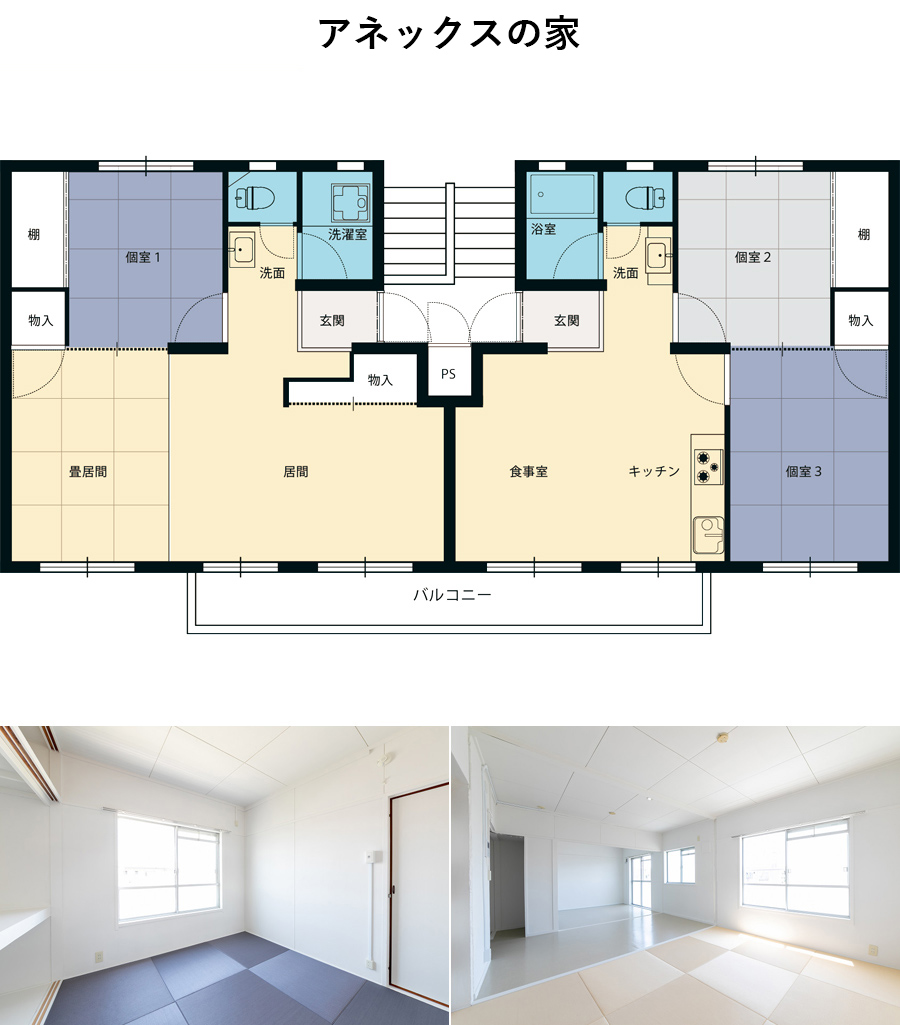 4棟5階209号室